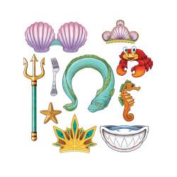 Chapeau rouages et plumes adulte Steampunk