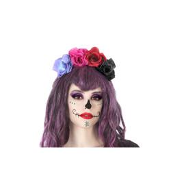 Déguise Déguisement homme à dos de bavaroise bleue adulte Fête de la bièrement homme à dos d'araignée adulte