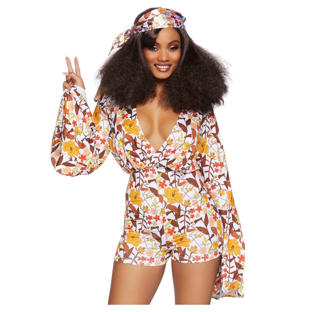 Sachet 20 Noeuds automatiques FLOWER, Turquoise