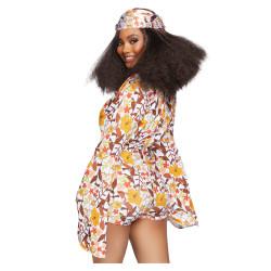 Sachet 10 Grands noeuds, turquoise