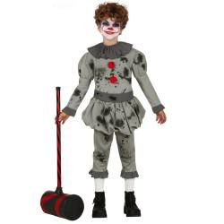 Déguisement petit robot blanc enfant (4 pièces en stock)