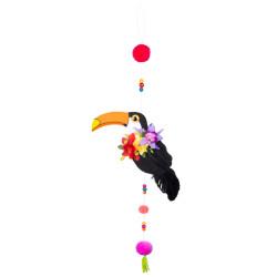 Chapeau haut de forme noir toile d'araignée adulte