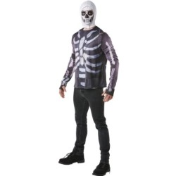 Déguisement capitaine rouge zombie luxe homme Halloween