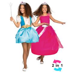Déguisement Lutin Noël 150cm unisexe, 9-12 ans