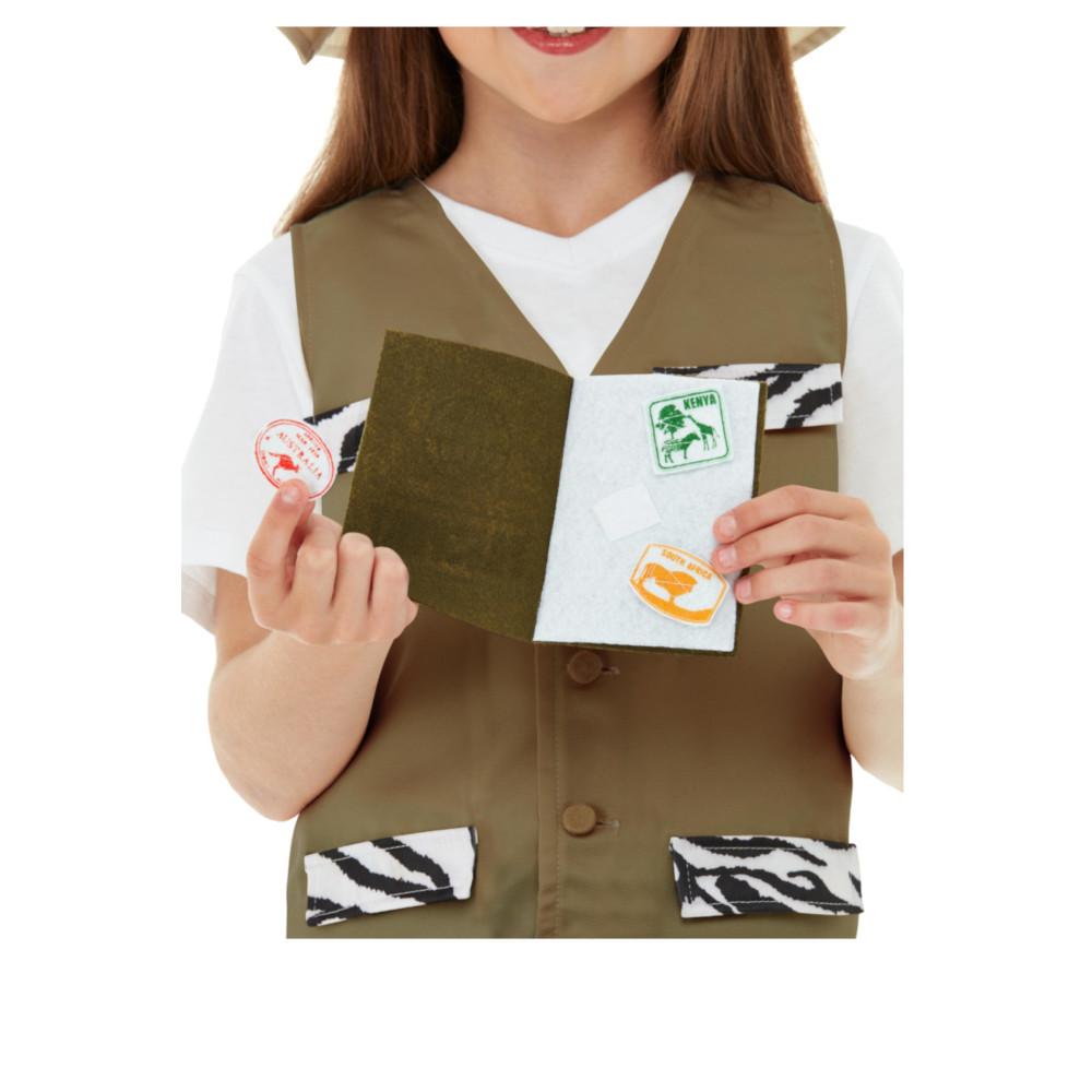 Costume adulte assis-dessus Trump - taille unique