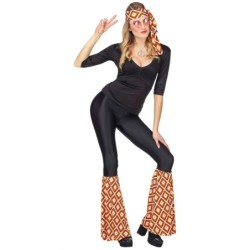 Costume baby squelette fille