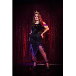 Costume baby sorcière courte