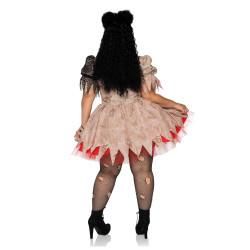 Costume baby diable