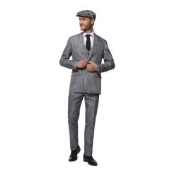 Costume enfant sorcière noire et rose