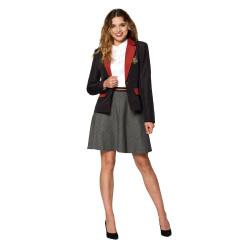 Masque adulte latex Masque adulte latex intégral clown oeil arraché avec cheveux clown bouche cousue avec cheveux