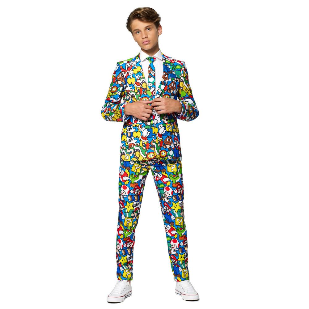 Masque adulte latex intégral démon sans bouche