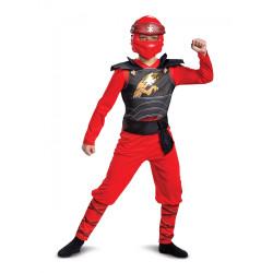 Tête de clown à suspendre - animée, sonore et lumi. - 58 cm