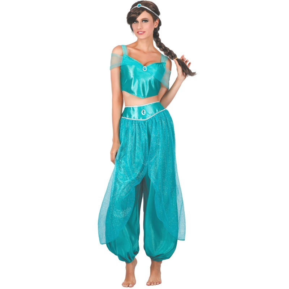 Déguisement de Père Noël Super Luxe adulte