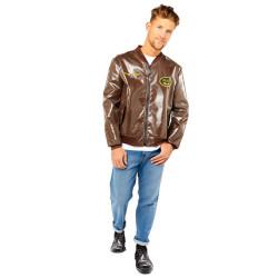 Bonnet fou du roi orange