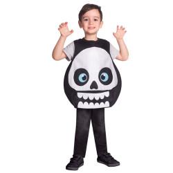 Déguisement pape lugubre...