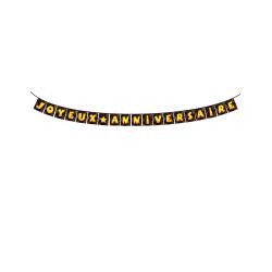 Coffret de ballons multicolores Bonheur De FETE