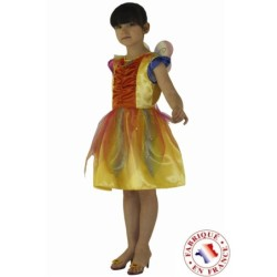 Ballotin carton Nina CHOCOLAT ou BLANC, avec plexi bambou