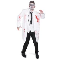 Perruque viking avec barbe...