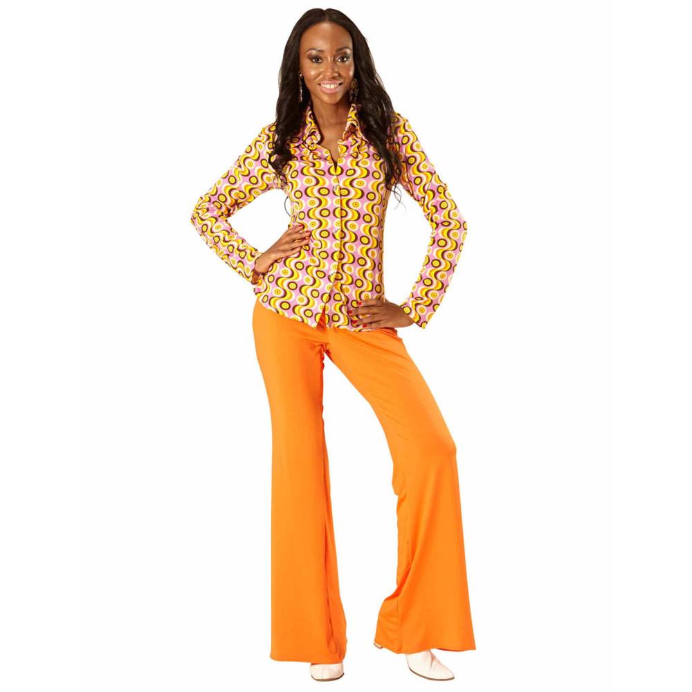 Déguisement zombie décomposé The Walking Dead™ adulte