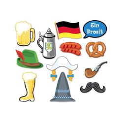 Déguisement Power Rangers™ rouge adulte