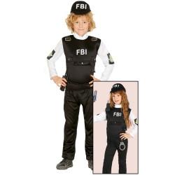 Déguisement zombie chercheur nucléaire homme Halloween
