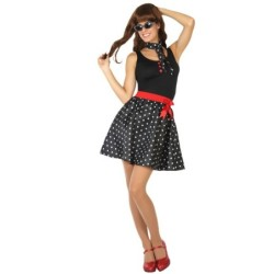 Kit diablesse noir adulte Halloween