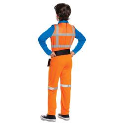 Déguisement de vache gonflable