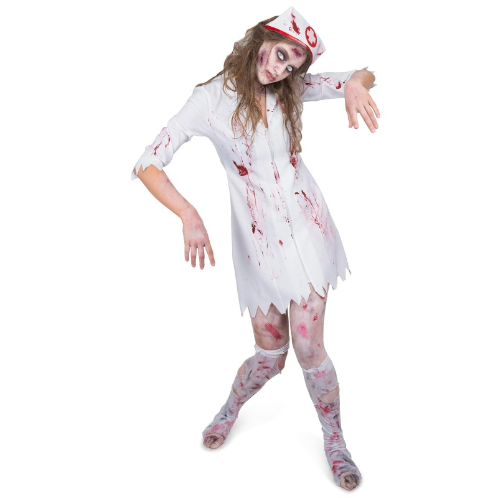 Jupe hawaienne à feuilles vertes femme