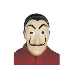 Déguisement homme préhistorique sur dinosaure adulte - Premium