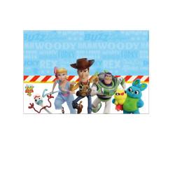 Mini Cloches en PVC sur Pied avec Dragées et Ruban x6
