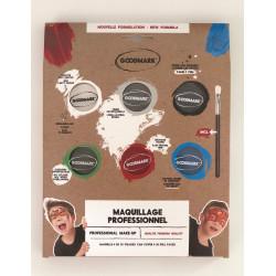 Déguisement commandant pirate femme